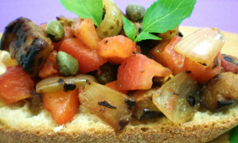 una receta clásica de la cocina italiana 1