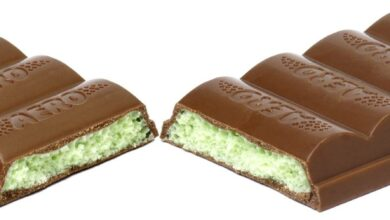 Chocolate de menta al estilo After Eight: receta deliciosa 1