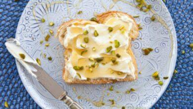 Crema de pistachos para untar, receta sencilla para aperitivos y tapas 4