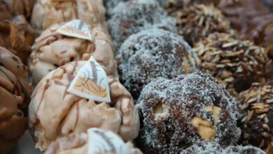 Dulces árabes: repostería artesanal de Marruecos 11