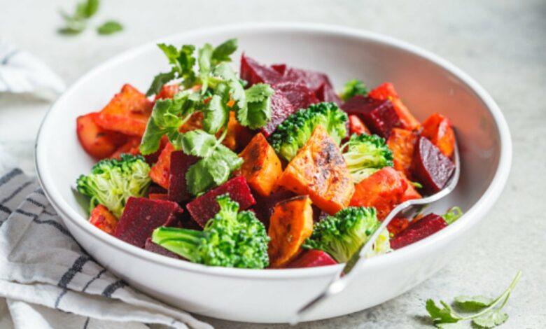 Receta de ensalada de brócoli 1