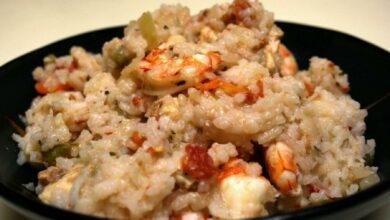 Jambalaya receta tradicional cajún de arroz 7