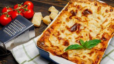 Lasaña de carne sin horno, una receta con auténtico sabor italiano 2