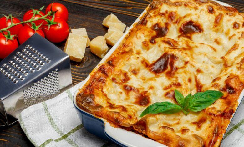 Lasaña de carne sin horno, una receta con auténtico sabor italiano 1