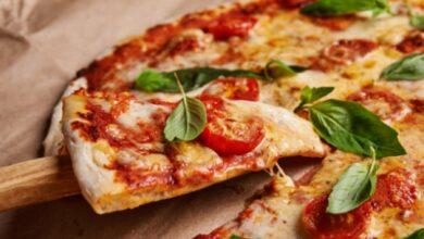 Masa de pizza de avena, receta para una masa saludable y crujiente 5