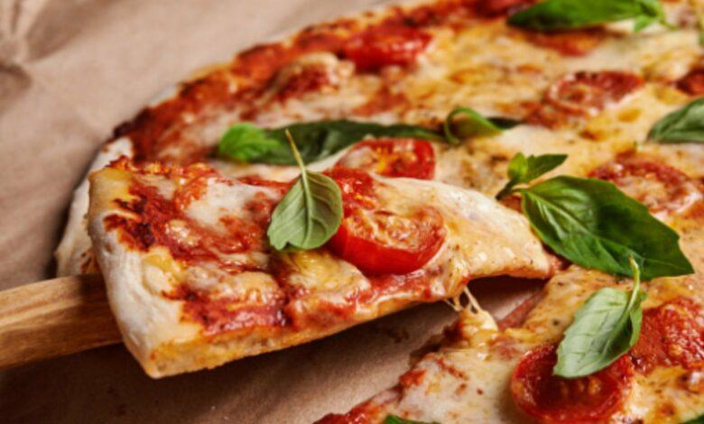 Masa de pizza de avena, receta para una masa saludable y crujiente 1