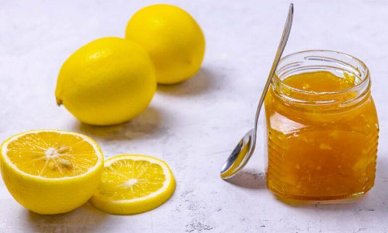 Receta de mermelada de limón casera paso a paso 1