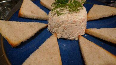Mousse salado de salmonetes, receta casera 6