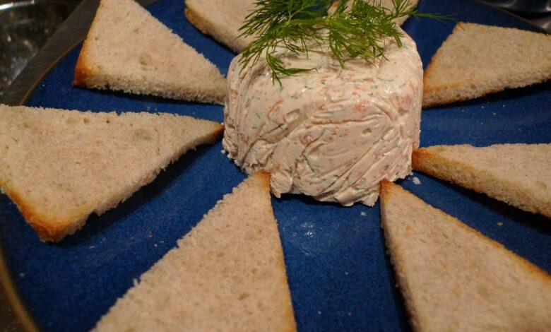 Mousse salado de salmonetes, receta casera 1