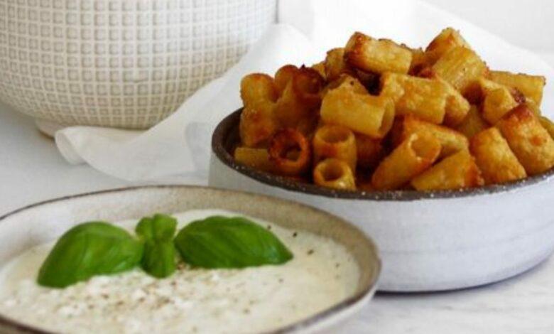 Pasta chips, receta auténtica del aperitivo viral en redes sociales 1