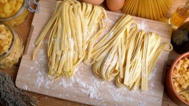 Pasta sin gluten casera a base de maíz, apta para celíacos 7
