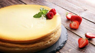 Pastel de yogur, receta con solo 3 ingredientes fácil de preparar y deliciosa 4