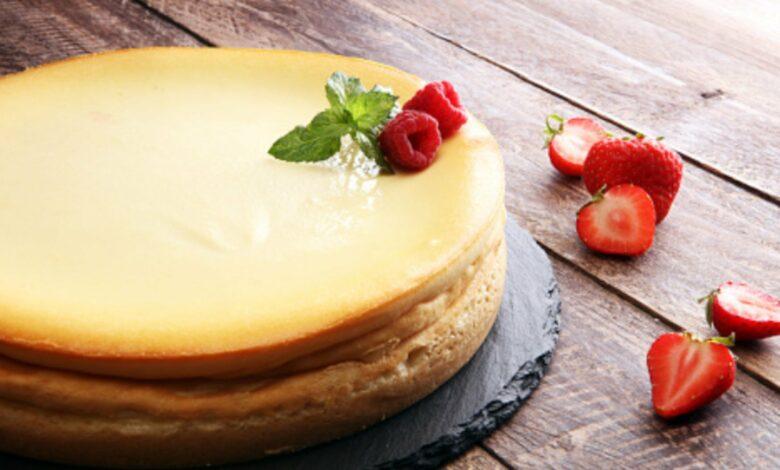 Pastel de yogur, receta con solo 3 ingredientes fácil de preparar y deliciosa 1