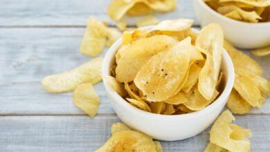 Las cinco bolsas de patatas fritas que no engordan 1