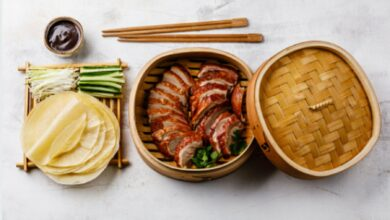 Receta de Pato laqueado tradicional de Pekín fácil de preparar 8