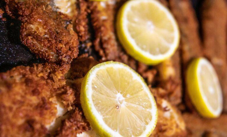 Pescado frito a la andaluza o pescaíto frito 1