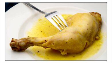 Pollo a la naranja: receta sencilla y rica 10