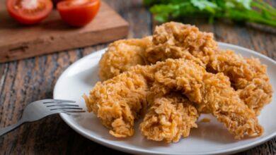 Pollo rebozado con cereales al horno, los Nuggets saludables más deseados 9