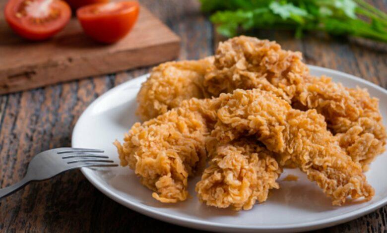 Pollo rebozado con cereales al horno, los Nuggets saludables más deseados 1