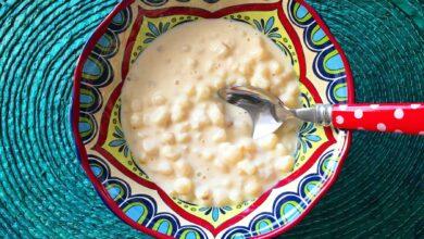 aprende a preparar la exquisita mazamorra dulce de Brasil 12