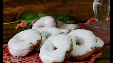 Receta de rosquillas de Santa Clara 3