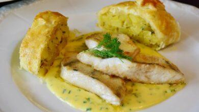 receta fácil y rápida para acompañar con el pescado 14