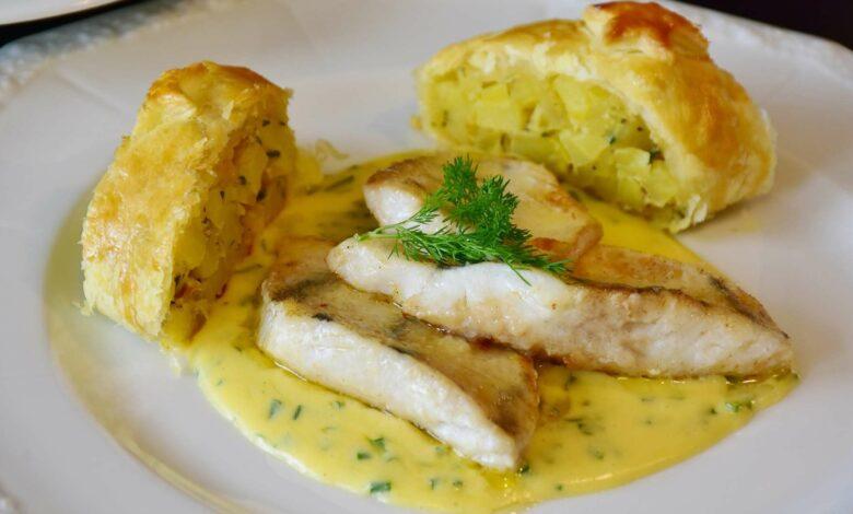 receta fácil y rápida para acompañar con el pescado 1