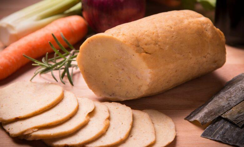 Receta de seitán casero con gluten de trigo 1
