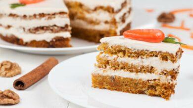 Tarta de zanahoria vegana casera: la auténtica carrot cake 4