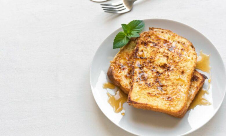 Tostadas francesas, la receta del desayuno o merienda definitiva 1