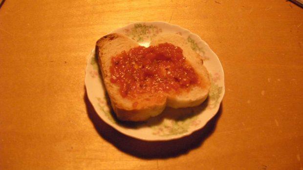Salsas en pan