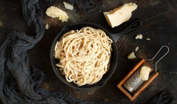 Cómo hacer la salsa carbonara de Bel Mondo