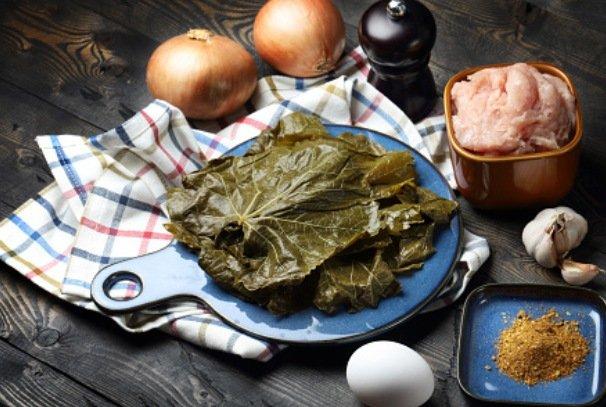 Dolmas, la receta del aperitivo turco de moda en las redes sociales 2