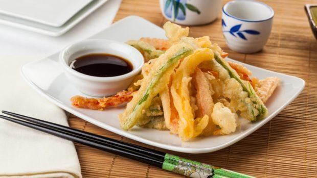 Las 5 recetas de tempura para crear el aperitivo perfecto