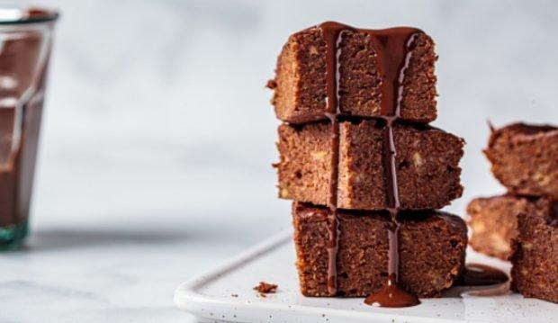Pastel de chocolate vegano sin harina, la receta que no podrás dejar de cocinar 2