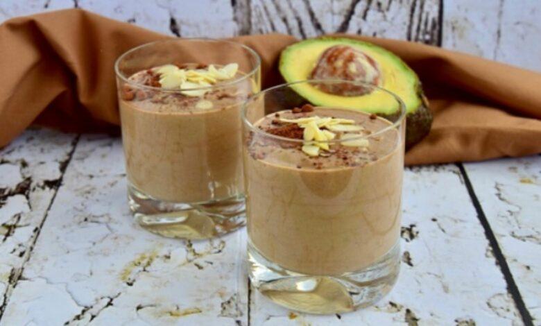 Batido de aguacate y chocolate, la receta de la bebida más deliciosa y energética del verano 1