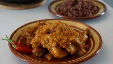 Butter chicken: receta con curry 8