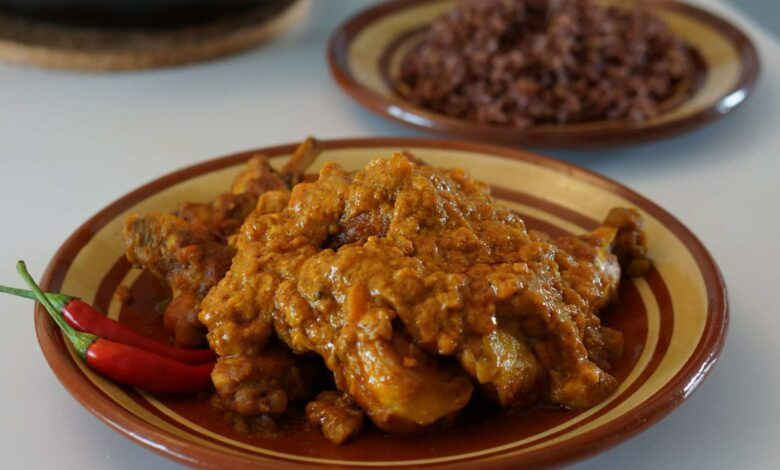 Butter chicken: receta con curry 1