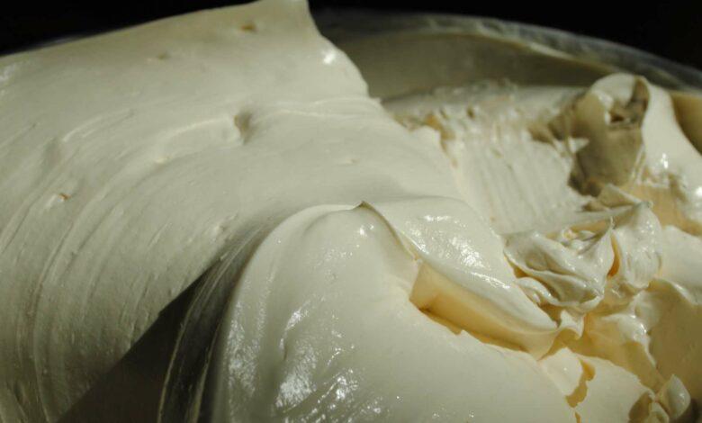 Buttercream o crema de mantequilla 1