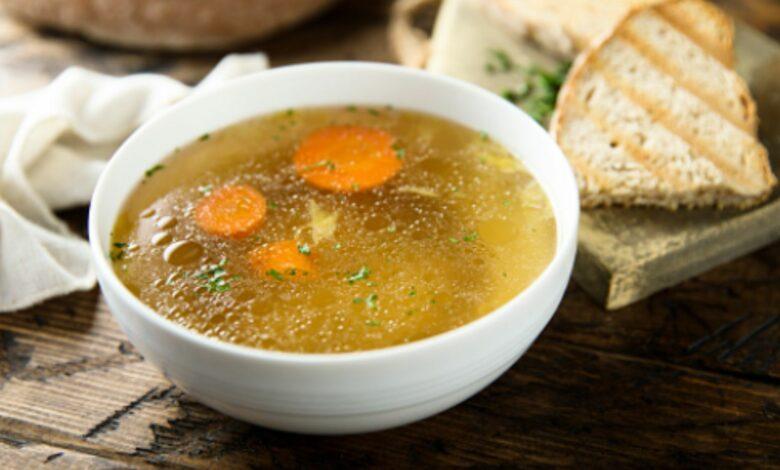 Receta de caldo de verduras casero: una receta de siempre 1