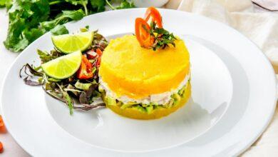 la receta ideal para disfruta de la comida de Perú 1