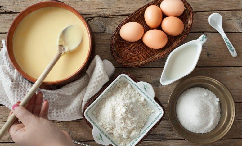 Crema pastelera con Thermomix, sencilla y deliciosa 1
