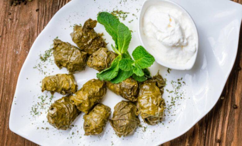 Dolmas, la receta del aperitivo turco de moda en las redes sociales 1
