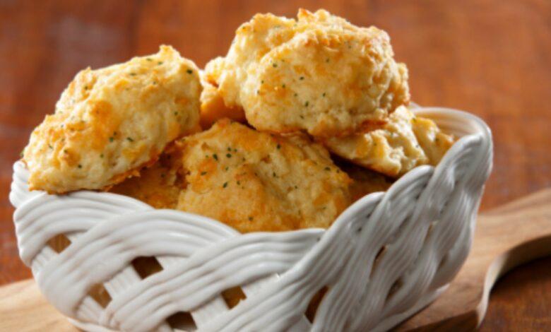 Galletas saladas a los 5 quesos, la receta de aperitivo definitiva 1
