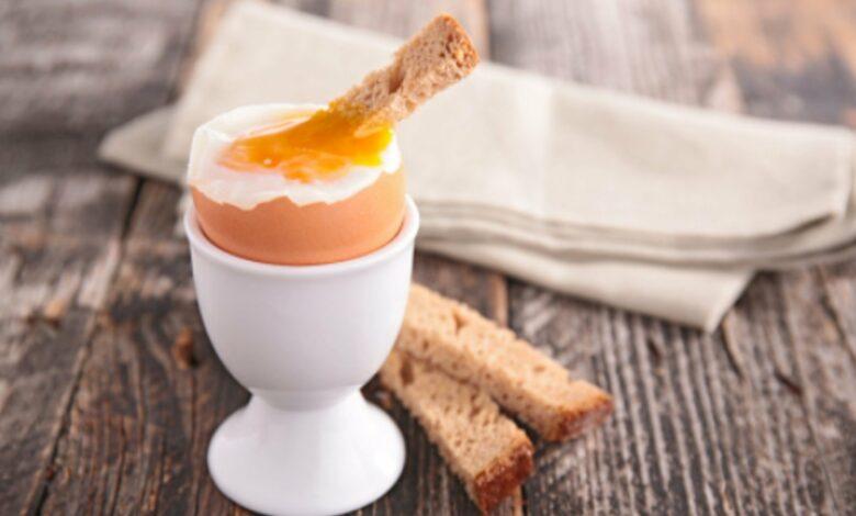 Cómo hacer huevos pasados por agua: temperatura y tiempo 1