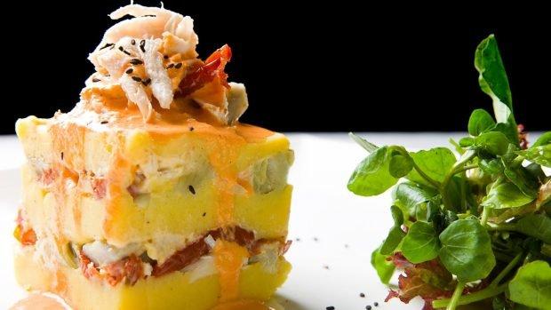 la receta ideal para disfruta de la comida de Perú 2