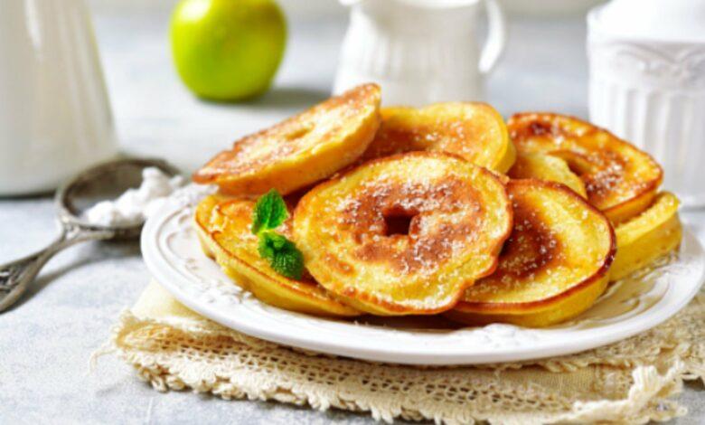 Manzanas asadas al microondas, receta del postre saludable más rápido 1