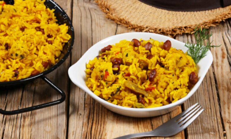 Paella de verduras de 'Robin Food', receta que adorarás u odiaras 1