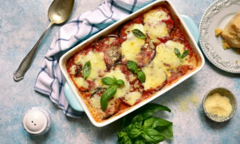 Parmigiana, receta italiana para disfrutar de la berenjena 1