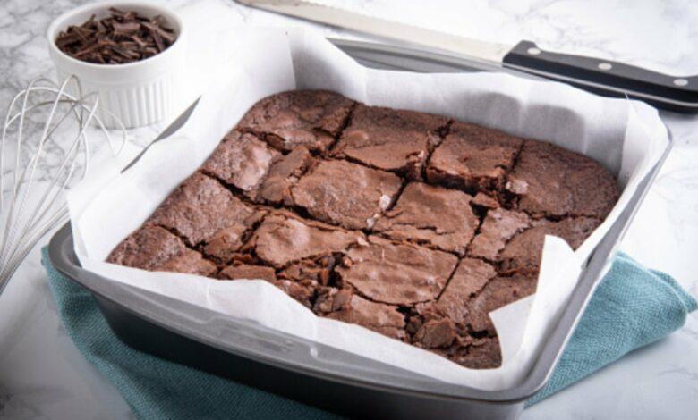 Pastel de chocolate vegano sin harina, la receta que no podrás dejar de cocinar 1